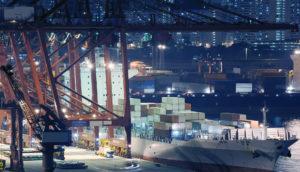 морские перевозки спб экспедирование в порту